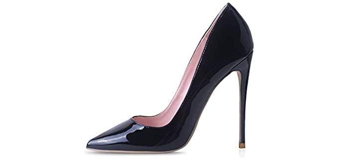 Elizabeth Tang Women's Pumps - Italian Dress Shoe