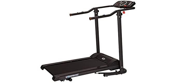 Exerpeitic 's TF1000 - Senior's Treadmill