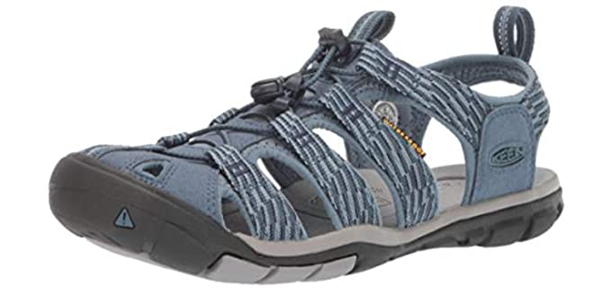 Keen Women's Clearwater CNX - Fishermans Arch Support Sandal
