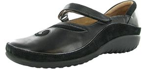 Naot Women's Matai - Dress Shoes with Ankle Support