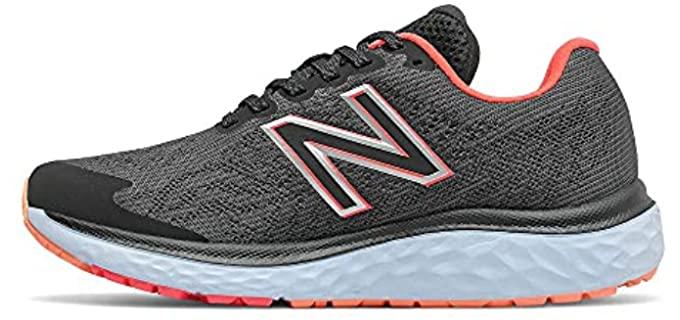 New Balance Women's 680V7 - Varicose Veins Running Shoes
