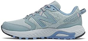 New Balance Women's WT410V7 - Trail Running and Walking Shoes Bunions