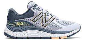 New Balance Women's WW840V5 - Walking Shoes for High Arches