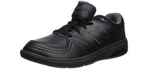 New Balance Women's WW813 - Motion Control Walking Shoe for Bad Knees