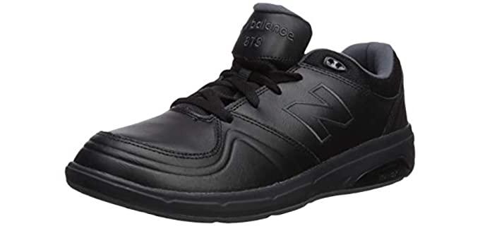 New Balance Women's WW813 - Wide Athletic Walking Shoe