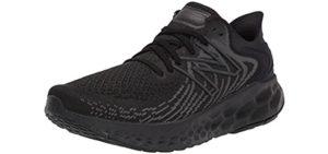 New Balance Men's 1080v11 Fresh Foam - Shoe for Flat Feet