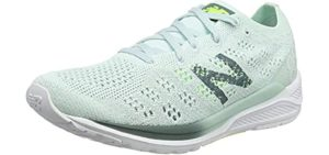 New Balance Women's 890V7 - Supination and High Arch Shoe