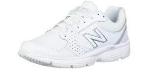 New Balance Women's 411V2 - Bursitis Walking Shoes