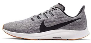 Nike Men's Air Zoom 36 Pegasus - Running and Walking Shoe for High Arches