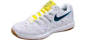 Nike Women's Zoom Vapor 9.5 - Lightweight Tennis Shoe