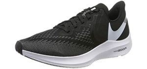 Nike Men's Air Zoom Vomero 14 - Wide and Narrow Fit Neutral Running and Walking