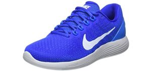 Nike Men's LunarGlide 8 - Shoe for Cross Training if You Have Plantar Fasciitis