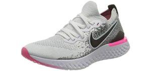 Nike Women's Epic Flyknit - Sleek Knit Sneakers