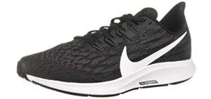 Nike Women's Zoom Pegasus 36 - Shoe for Hallux Rigidus