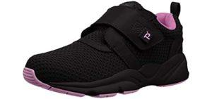Propet Women's Stability X Strap - Velcro Shoes for Seniors