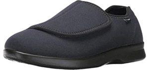 Propet Men's Cush n Foot - Slippers for the Elderly