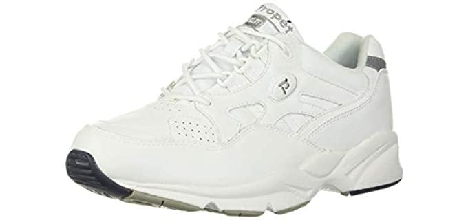 Propet Women's Stability Walker - Walking Shoe for Swollen Feet