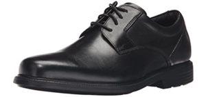 Rockport Men's Charles Road - Dress Shoe for Supination