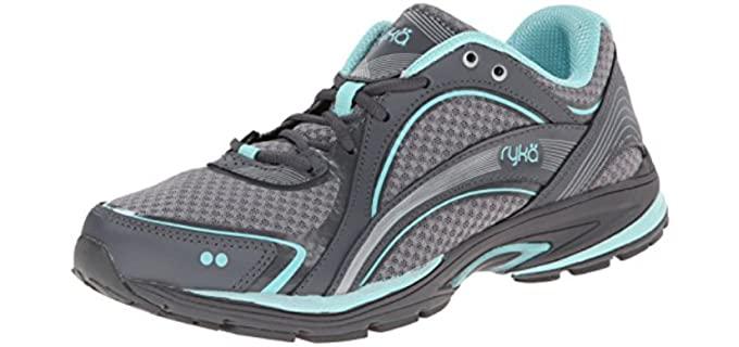 Ryka Women's Sky - Walking Shoe for Swollen Feet
