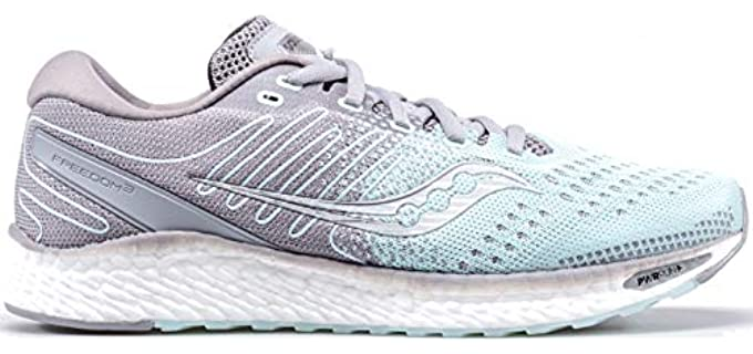 Saucony Women's Freedom ISO 3 - Overweight Walking Shoes