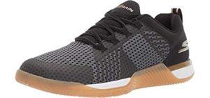 Skechers Men's Go Train - Flexible Stability Shoes for Flat feet