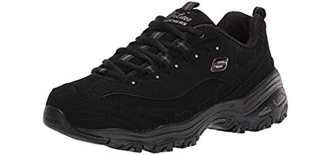 Skechers Women's D'Lites - Hiking Shoe