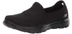 Skechers Go Walk Women's Evolution - Slip On Walking Shoes for Knee Pain