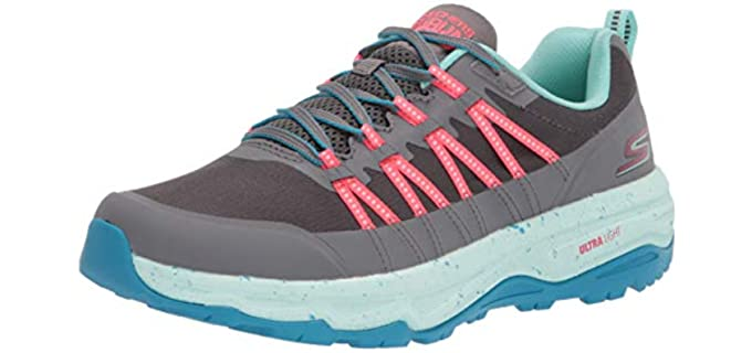 Skechers Women's Altitude River - Trail Running and Hiking Boots