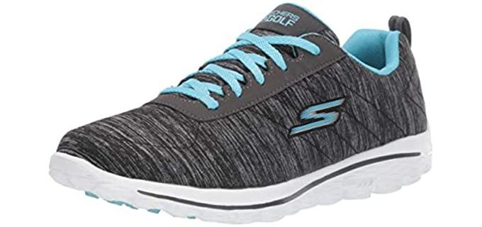 Skechers Women's Go Walk Aport - Relaxed Fit Golf Shoe