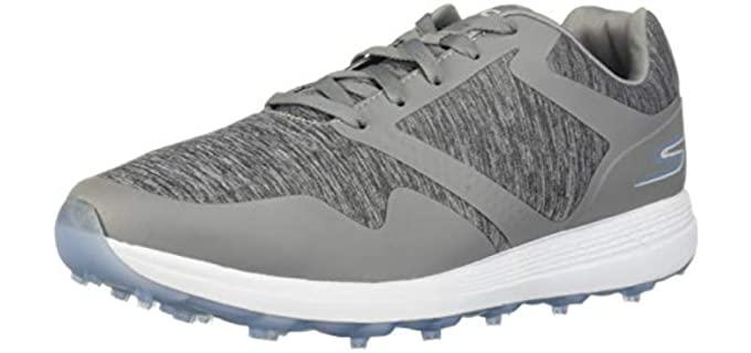 Skechers Women's Max - Casual Golf Shoe