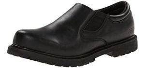 Skechers Men's cottonwood Goddard - Chef Slip On Clog Shoes