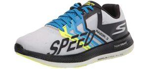 Skechers Men's Go Run Razor 3 - Shoe for Running