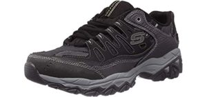 Skechers Men's Afterburn - Athletic Shoes for Neuropathy