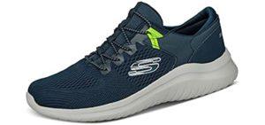 Skechers Men's Ultra Flex 2.0 - Mesh Knit Sneakers