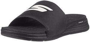 Skechers Women's Double Strap - Memory Foam Sandal