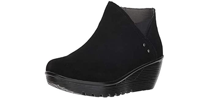 Skechers Women's Ditto - Skechers Women's Dress Boot