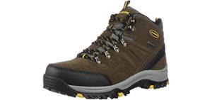 Skechers Men's Relment Pelmo - Outdoor Walking Shoes