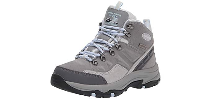 Skechers Women's Trego - Lightweight Hiking Boots