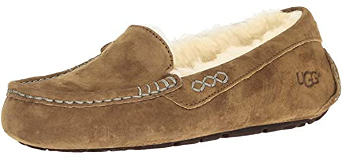 UGG Women's Ansley - Driving Moccasin Shoes