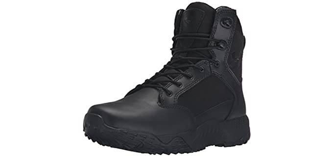 Original S.W.A.T Women's 115211 - Work Boot with Arch Support