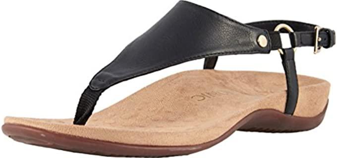 Vionic Women's Kirra - Arch Support Smart Casual Sandal