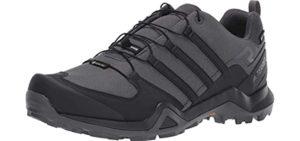 Adidas Men's Terrex Swift R2 - Non-Slip Trail Walking and Hiking  Shoes