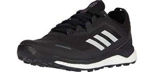 Terrex Men's Agravic Flow - Long Distance Outdoor Walking Shoes