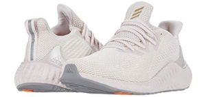 Adidas Men's Alphaboost - Cushioned Shoe for Nurses