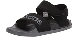 Adidas Men's Adilette Slide - Elderly Comfort Sandals