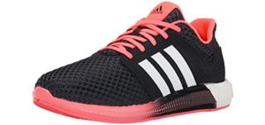 Adidas Women's Solar Boost - Flat Feet  Shoes