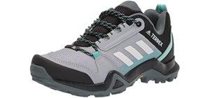 Adidas Women's Terrex AX3 - Outdoor Walking and Hiking Shoe