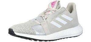 Adidas Women's Senseboost Go Running - Nurse's Shoes