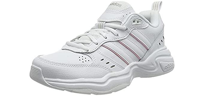 Adidas Women's Strutter - Bunion Accomodating Sneaker
