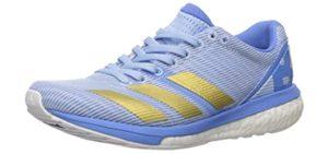 Adidas Women's Adizero Boston 8 - Sneakers for Achilles Tendinitis